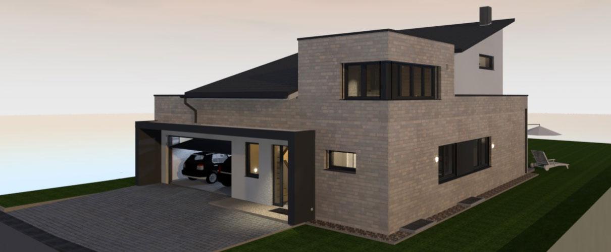 Jan klinker architekten wohnhaus nordheide 03 jk for 03 architekten