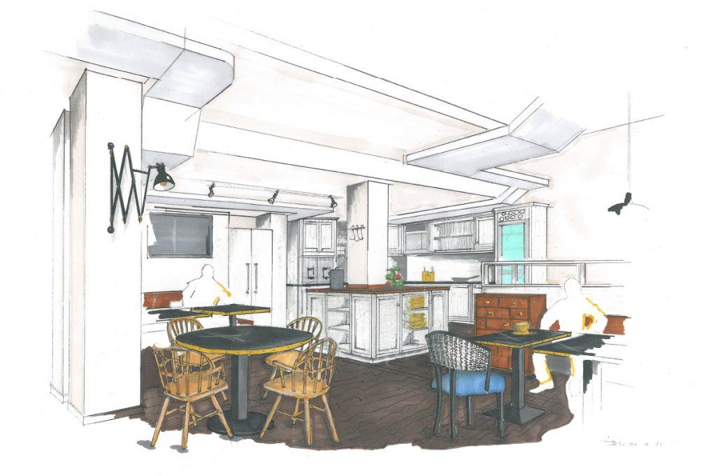 henri hotel hamburg innenstadt jk architektenteam. Black Bedroom Furniture Sets. Home Design Ideas