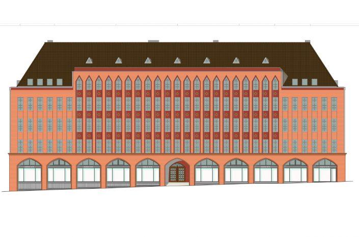 H4 Hotel, Lübeck Innenstadt - JK Architektenteam